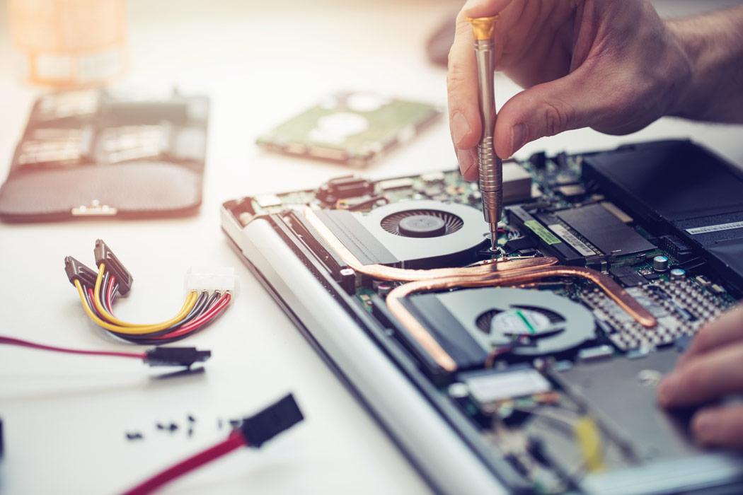 Weiterverwenden von Hardware für den Umweltschutz